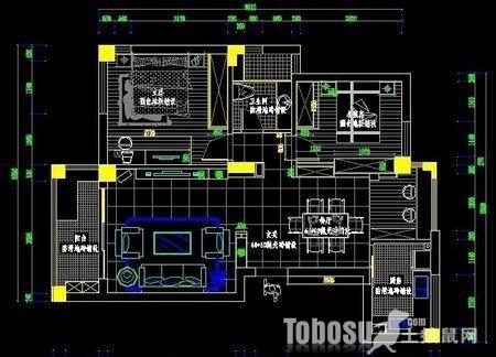 饭店厨房怎么设计 饭店厨房平面图