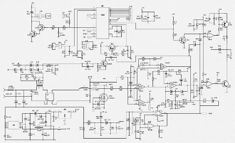 商用电磁炉一些简单问题维修方法及代码